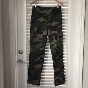 Other - US Army military BDU pants